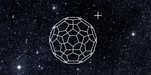 """The discovery of """"buckyballs"""" in space solves a 100-year-old mystery"""