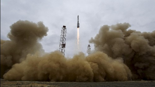 Russia's space program is great at launching rockets, but not much else