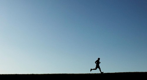 I went from sedentary academic to 100-mile marathon runner—thanks to the science of self-control