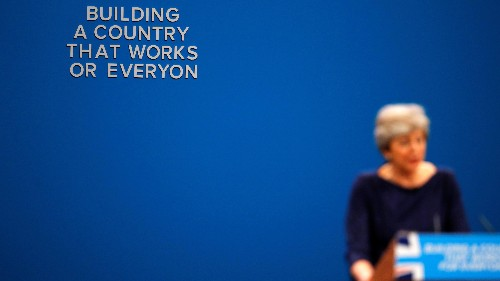 Theresa May's big speech: Comparing the British, Chinese, and American dreams