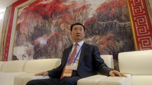 China's richest man, Wanda Group CEO Wang Jianlin, has declared war on Disneyland