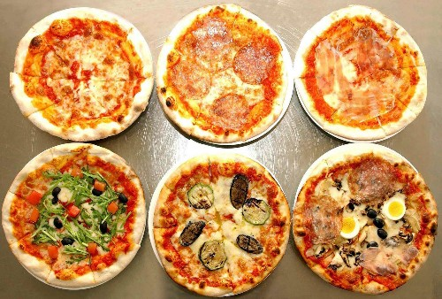An Italian court ruled that a man can pay alimony in pizzas to his ex-wife