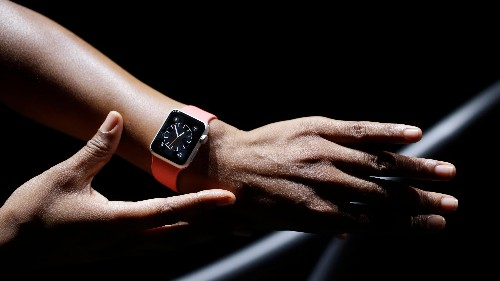 2015 is the year of the Apple Watch