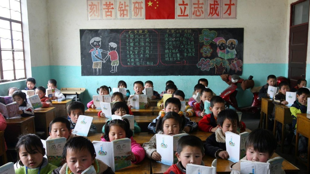 "More Western kids are being taught math using China's fabled, slightly brutal ""mastery"" method"