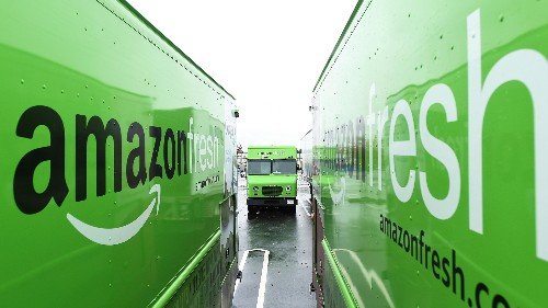 Amazon is entering groceries just as a vicious supermarket war is breaking out