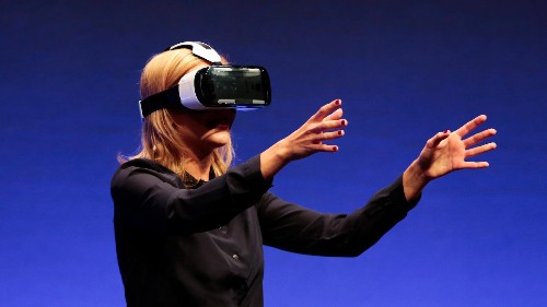 Virtual reality could be a solution to sexism in tech