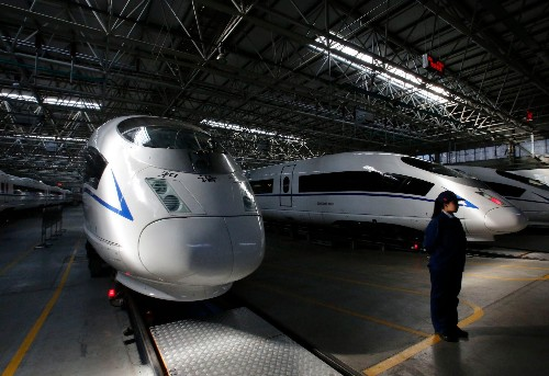 China's newest corporate giant is selling cheap high-speed rail to the rest of the world