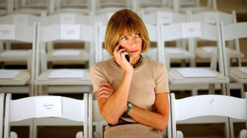 "The secret to Anna Wintour's success isn't ""bitchiness"""