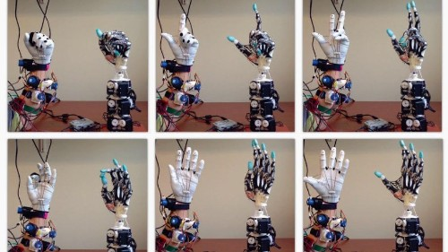Scientists have made a ridiculously lifelike robot hand that acts a lot like our own