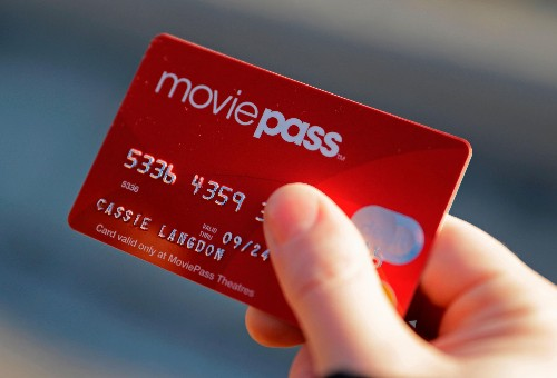MoviePass is raising its price to $15 a month