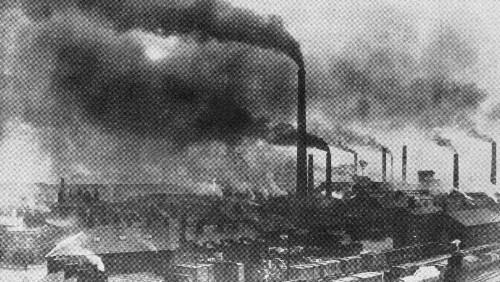 A 1912 news article ominously forecasted the catastrophic effects of fossil fuels on climate change