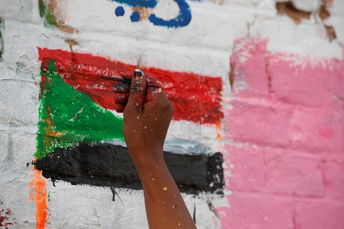 Sudan's artists need to address the trauma of protest