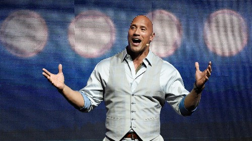 """I let Dwayne """"The Rock"""" Johnson run my life for a week"""