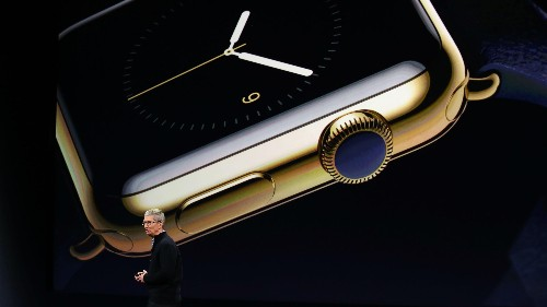 What's inside Apple's version of gold
