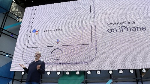 Google (GOOG) I/O 2017: Assistant is now available on the iPhone (AAPL)—here's how to get it