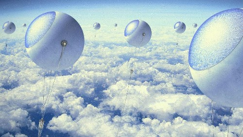 Are these futuristic high-altitude balloons the brave new world of solar energy?