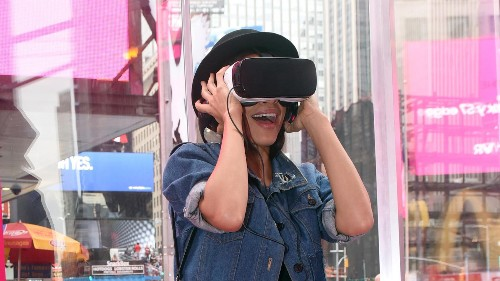 Learning a language in VR is less embarrassing than IRL