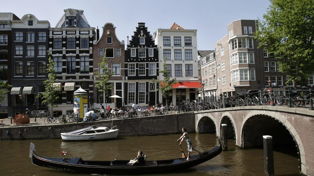 Amsterdam will use 'doughnut economics' to guide life after Covid-19