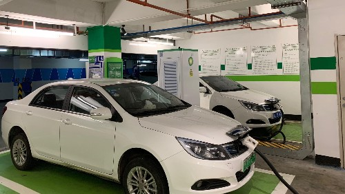China counts on ride-hailing to boost EV sales