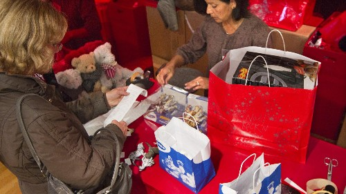 How much money should you spend on Christmas gifts?