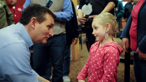 Texas Tea Party senator Ted Cruz is getting behind loose money at the Federal Reserve