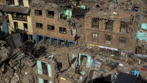 NASA technology located four trapped earthquake victims in Nepal, by detecting their heartbeats