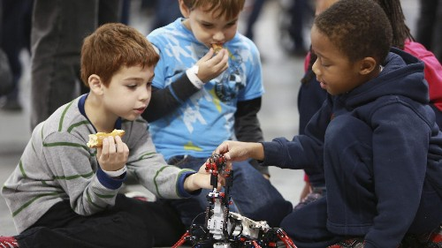 The skills your kids should cultivate to be competitive in the age of automation