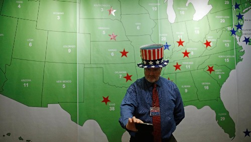 The electoral college's many flaws prove American democracy is surprisingly undemocratic