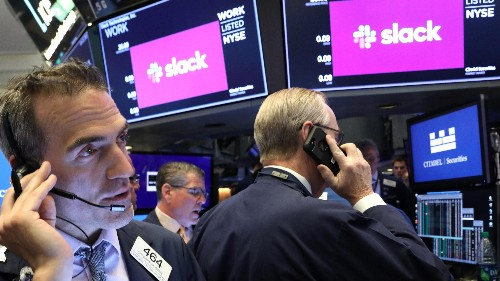 Slack's earnings report reveals growing pains since going public