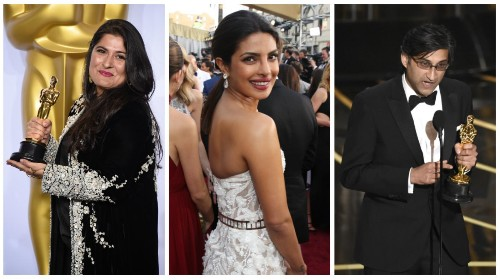 India and Pakistan just got their share of the Oscar pie