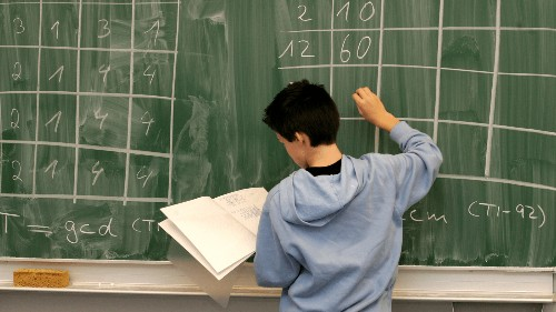 US students aren't bad at math—they're just not motivated
