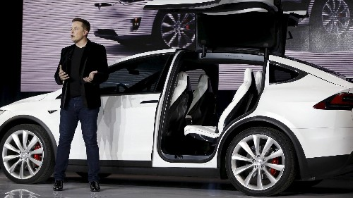 Elon Musk says the Tesla Model X is the best car ever made—unless you prefer the Model S