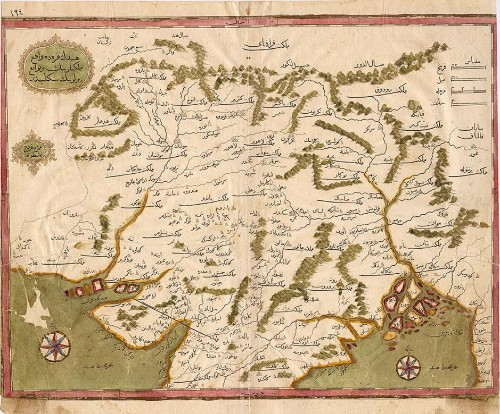 A beautiful collection of rare maps shows how the world viewed India over the centuries
