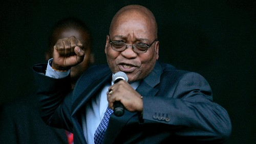 South Africa is on edge after the president fired his finance minister and uprooted 19 others