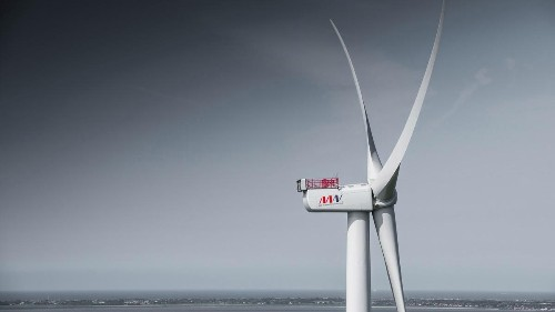 The world's largest wind turbine can power 8,000 homes on its own