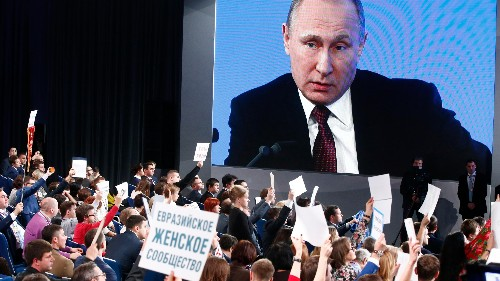 A warning to the American media from a Russian journalist who covers Putin