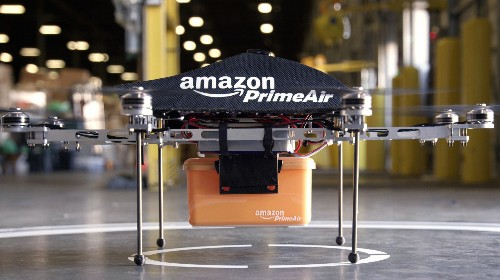 Amazon can now test its drone delivery system in the US—for real, this time