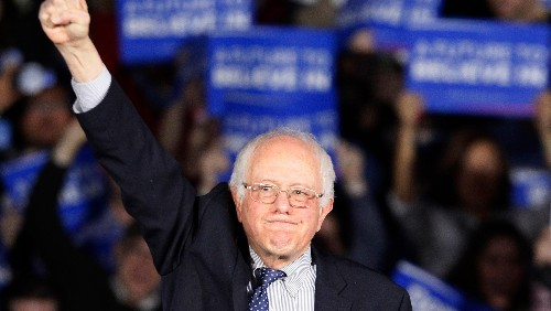 Bernie Sanders, Ted Cruz and the rise of the crowdfunded presidential candidate