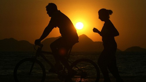 Exercise addiction is real, and so is denial