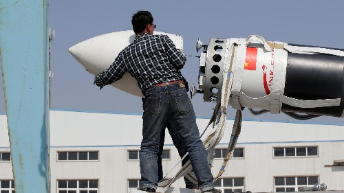 China's first rules boost rocket start-ups
