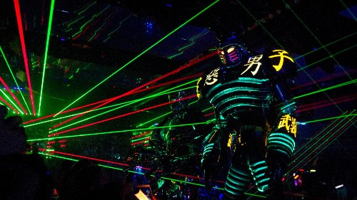 Forget LED bulbs—the future of interior lighting is lasers
