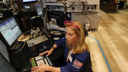 Female traders may be the key to heading off stock market crashes