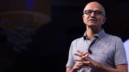 How do you turn around the culture of a 130,000-person company? Ask Satya Nadella