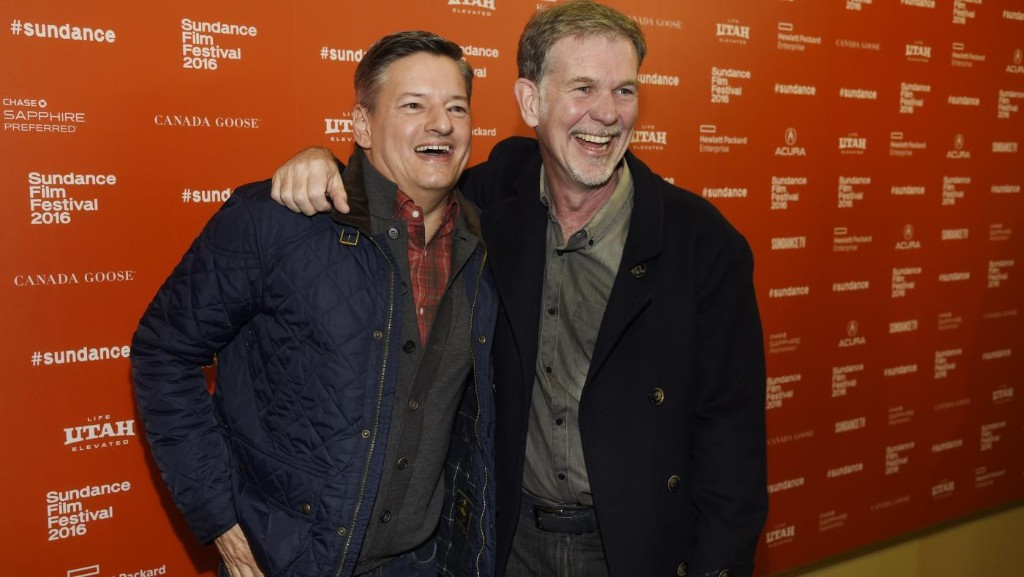 Netflix and Amazon are outbidding all the major movie studios at Sundance