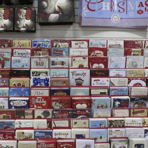 Christmas cards, made easy