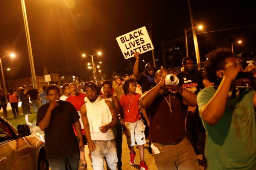 There's a strong new influence on the outcome of violent police encounters: Facebook