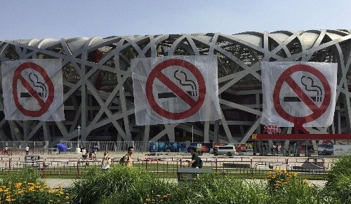How Beijing's four million smokers are (barely) coping with a new smoking ban