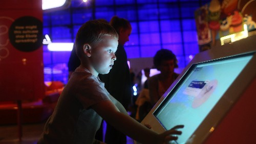 Keeping kids frenetically entertained is totally ruining museums for adults