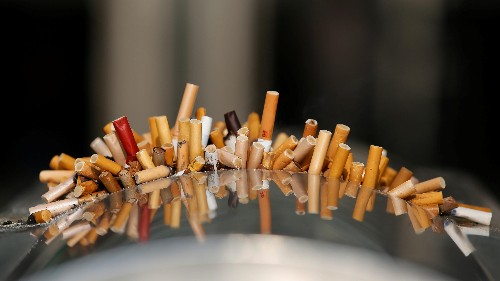 Scientists have figured out how much a pack of cigarettes a day affects your DNA