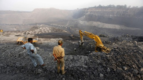 India's largest coal company is going shopping—again